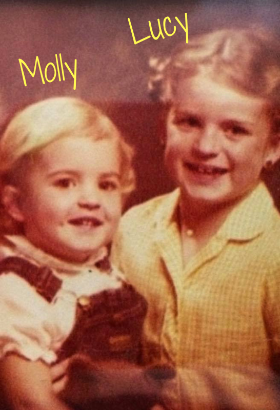 Writing Sisters Molly Maddox and Lucy Lennox