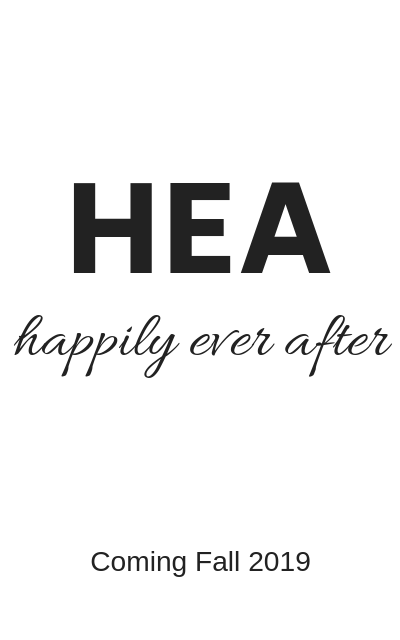 HEA: Happily Ever After, an Oscar Novel